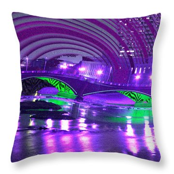 Memory 2142 Throw Pillow