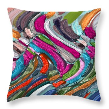 Memory 2251 Throw Pillow