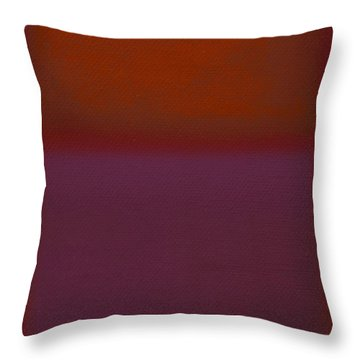 Memory Mark Throw Pillow