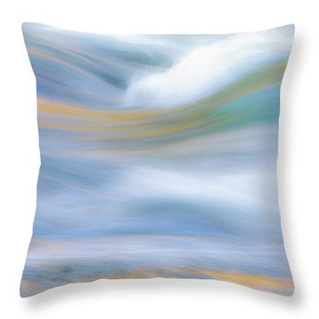 Yosemite National Park Throw Pillows