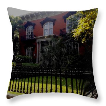 Mercer House Throw Pillow
