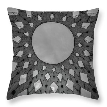 Mesh #1 Throw Pillow