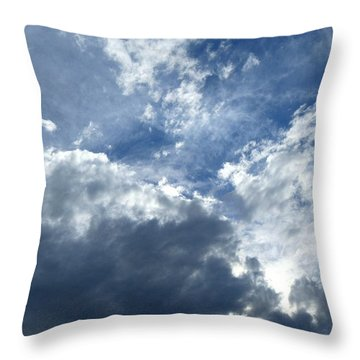 Throw Pillow featuring the photograph Mesmerizing by Will Borden