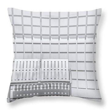 Resting Throw Pillows