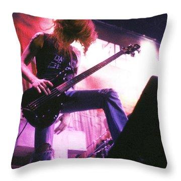Metallica Throw Pillows