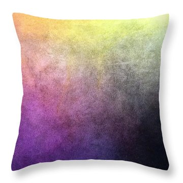 Metaphysics Ll Throw Pillow by Carrie Maurer