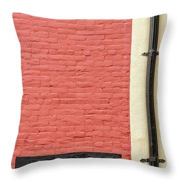 Mews Spout Throw Pillow