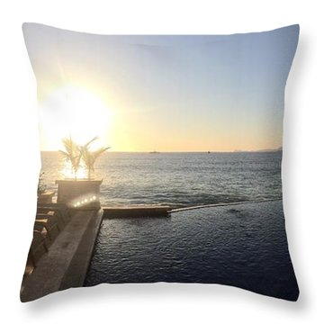 Mexico Memories 6 Throw Pillow