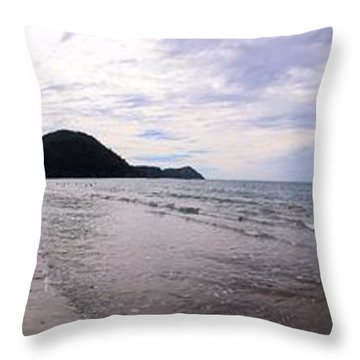 Mexico Memories 7 Throw Pillow
