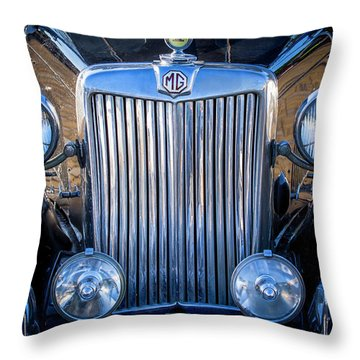 Mg Cars 003 Throw Pillow