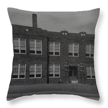 Mhs 2  Throw Pillow