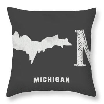Mi Home Throw Pillow