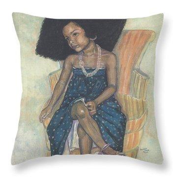 Mi Sheri Amour Throw Pillow