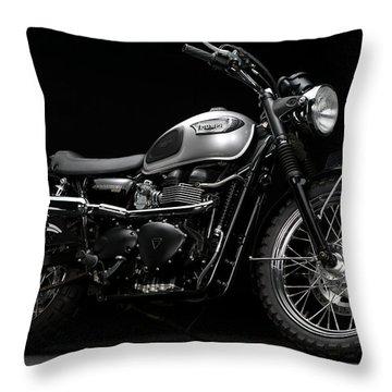 Mi3 Scrambler Throw Pillow