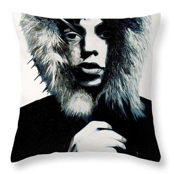 Rolling Stone Magazine Throw Pillows