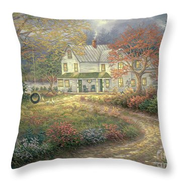 Colonial Throw Pillows