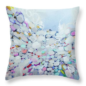 Midday Throw Pillow