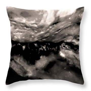 Middle Earth Shell Story Throw Pillow