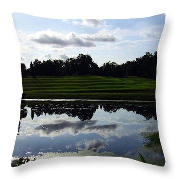 Middleton Place II Throw Pillow