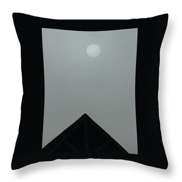 Midnight At The New Oasis Throw Pillow