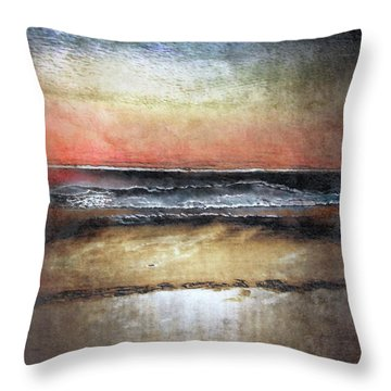 Midnight Sands Gloucester Throw Pillow