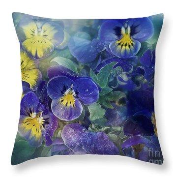 Midsummer Night's Dream Throw Pillow