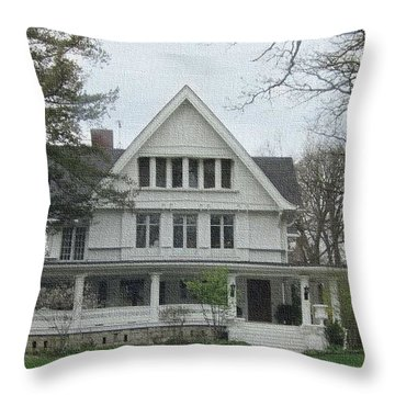 Midwest Living Throw Pillow
