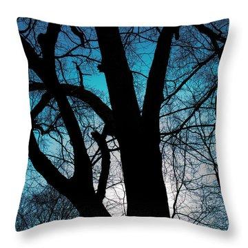 Might Oak 16x20 Throw Pillow