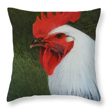 Mighty Bill Throw Pillow