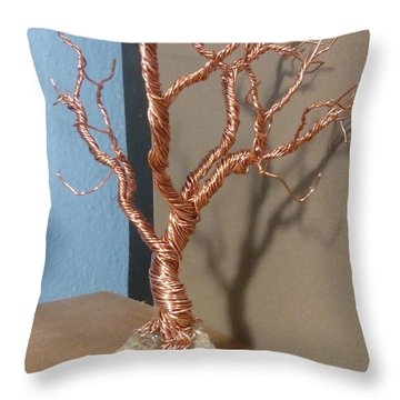 Mighty Throw Pillow