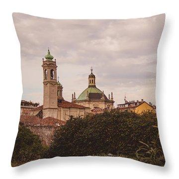 Milano 24 Throw Pillow