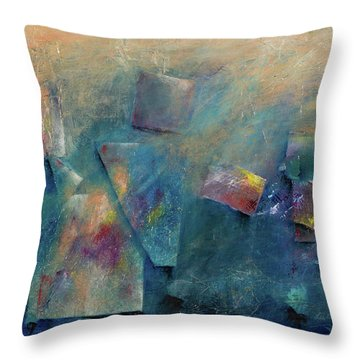 Milestones Throw Pillow