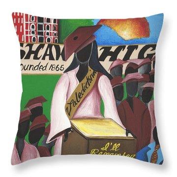 Milestone Throw Pillow