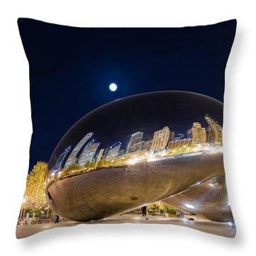 Monument Throw Pillows