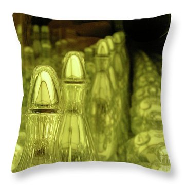 Milmoa01 Throw Pillow