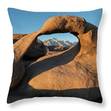 Throw Pillow featuring the photograph Mind Bender by Dustin LeFevre