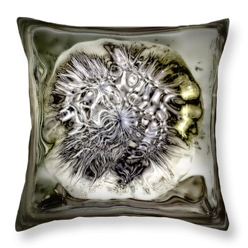 ...mind Blowing.... Throw Pillow