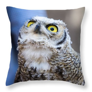 Mine Mine Mine Throw Pillow