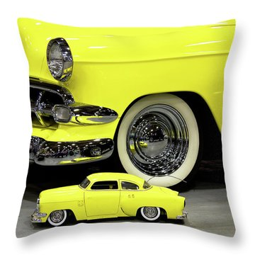 Mini Look Alike Throw Pillow