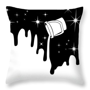 Minimal  Throw Pillow by Mark Ashkenazi