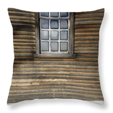 Minute Man National Historical Park In Lincoln Massachusetts Usa Throw Pillow by Erin Paul Donovan