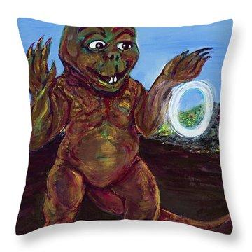 Minya Throw Pillow