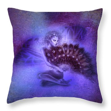 Mirabella Throw Pillow