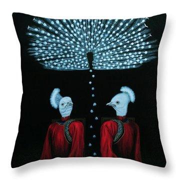 Mirror Throw Pillow
