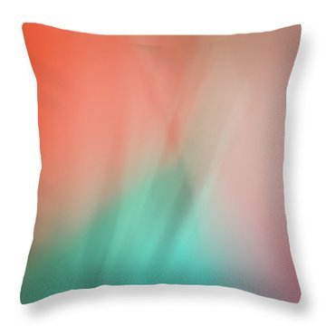 Throw Pillow featuring the photograph Mirror Image by Christi Kraft