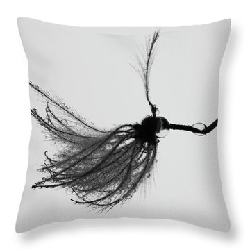 Miss Everything  Throw Pillow