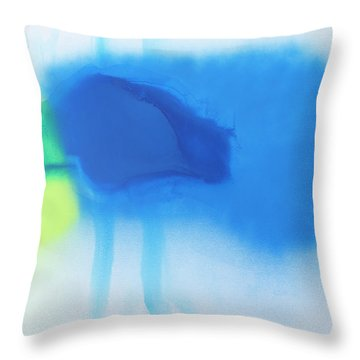Miss Mouse Throw Pillow