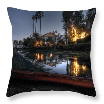 Miss Understood Throw Pillow