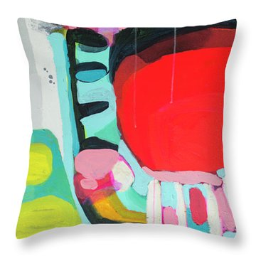 Missed Call Throw Pillow
