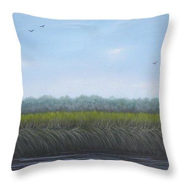 Missiquoi Refuge Throw Pillow